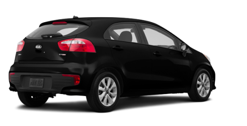 Kia Rio 5-door EX 2016