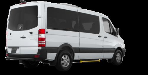 2016 mercedes benz sprinter passenger van 2500 mierins automotive group in ontario. Black Bedroom Furniture Sets. Home Design Ideas