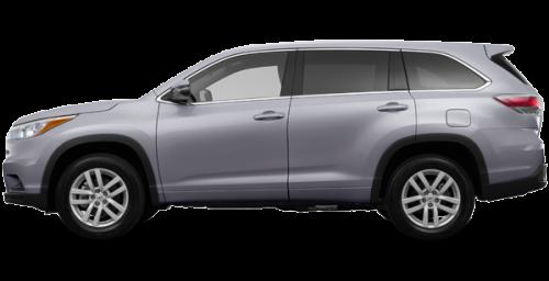 Toyota Highlander LE 2016