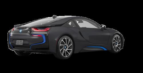 Gris Sophisto métallisé rehaussé de Bleu Givré BMW i