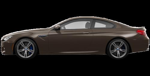 BMW M6 Coupé BASE 2017