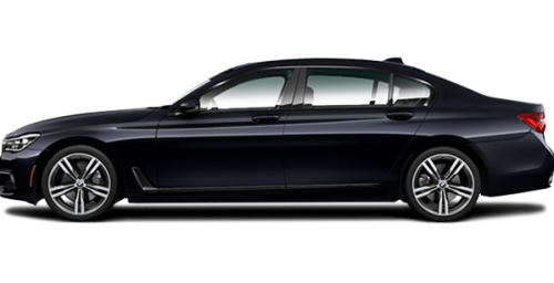 BMW 7 Series Sedan 750Li xDrive 2017