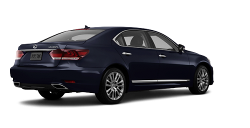 Lexus LS 460L AWD 2017