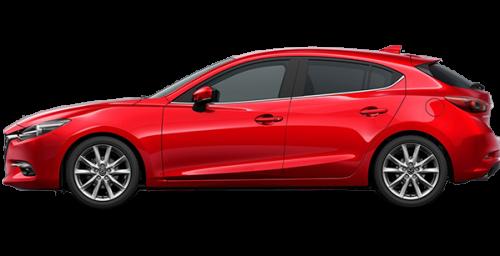 Mazda 3 Sport GT 2017