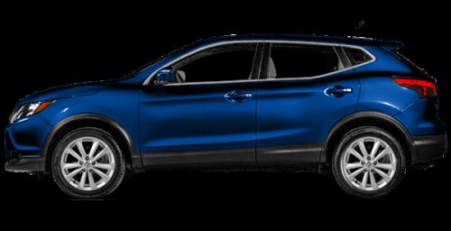 Nissan Qashqai S 2017