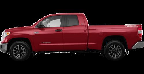 Toyota Tundra 4x4 double cab SR5 plus 5.7L 2017