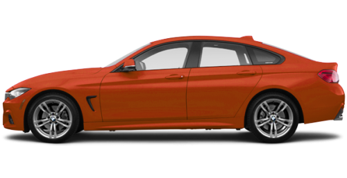 Orange Sunset métallisé