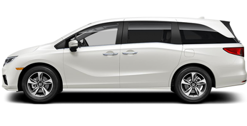 New 2018 Honda Odyssey EX for sale in Montreal | Spinelli ...