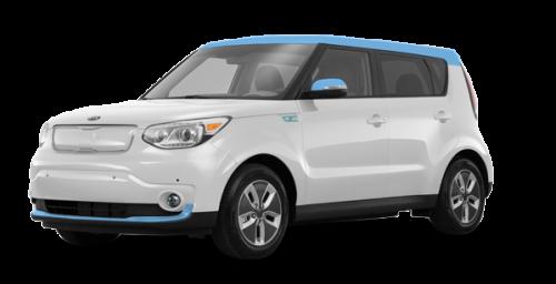 Kia Soul EV EV LUXURY 2018