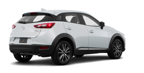 Mazda CX-3 GT 2018