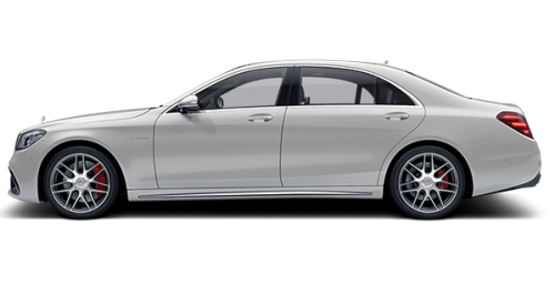 Mercedes-Benz S-Class AMG 63 4MATIC 2018