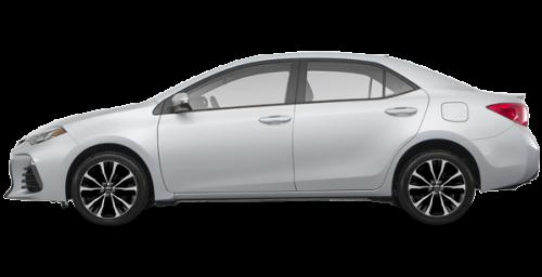 Toyota Corolla SE 2018