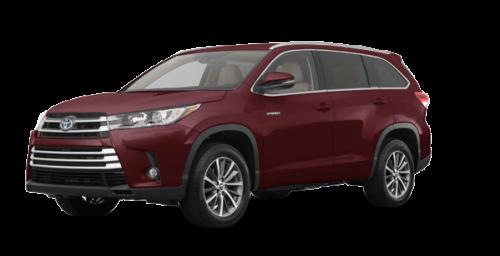 Toyota Highlander Hybrid XLE 2018