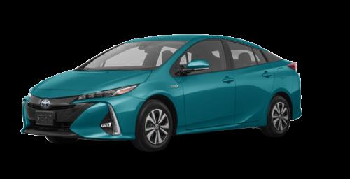 Toyota Prius Prime UPGRADE 2018