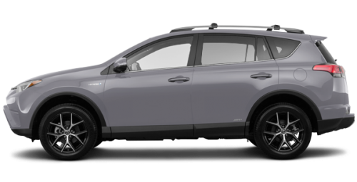 Toyota RAV4 Hybride SE 2018