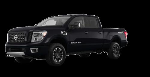 Nissan Titan XD Diesel PRO-4X 2019
