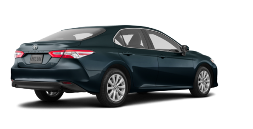 2019 Toyota Camry LE for sale in Montreal | Groupe Spinelli