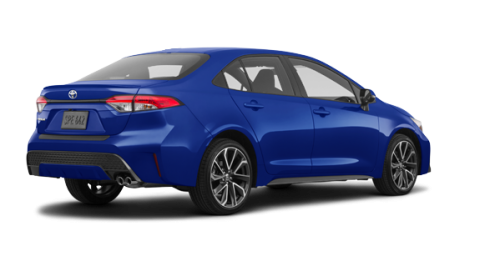 Toyota Certified Pre Owned >> 2020 Toyota Corolla SE CVT in Montreal (West Island) | Spinelli Toyota Pointe-Claire
