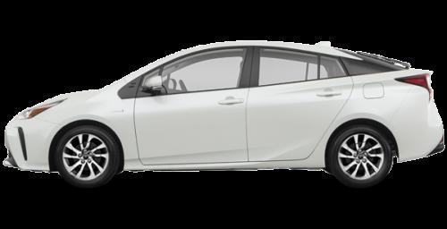 Toyota Prius Technology 2020