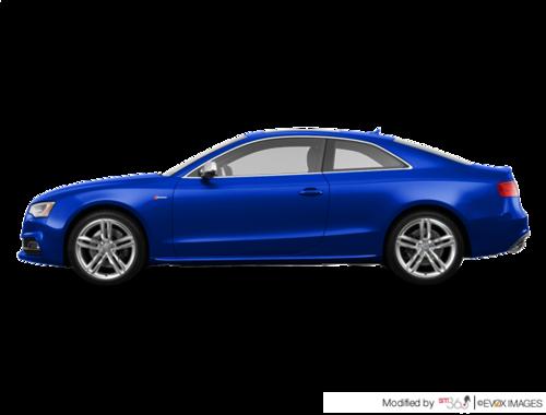 2015 Audi S5 Coupé