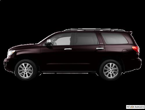 Toyota Sequoia  2015