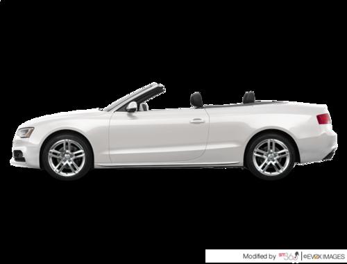 2016 Audi A5 Cabriolet