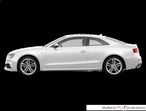 2016 Audi S5 Coupé