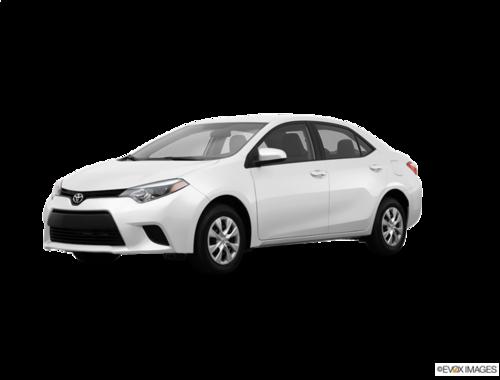 Toyota Corolla LE (CVT) 2016