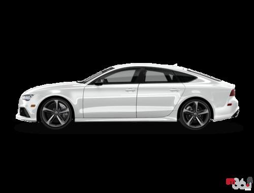 2017 Audi RS 7 Sportback Performance