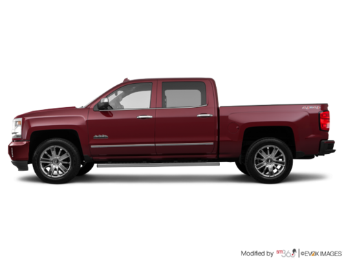 Chevrolet Silverado 1500  2017