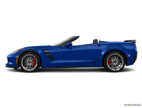 Chevrolet Corvette Cabriolet Grand Sport  2018