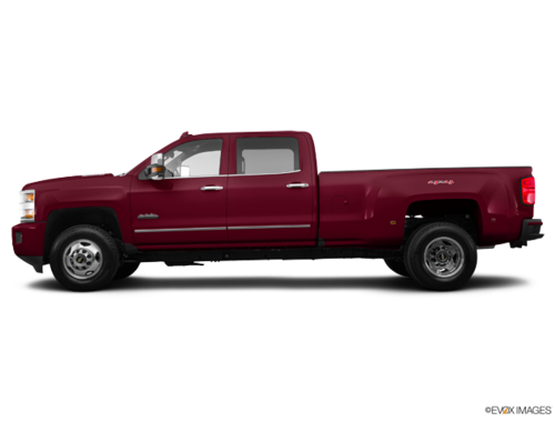 Chevrolet Silverado 3500 HD  2018