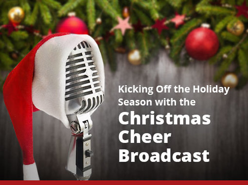Christmas Cheer Broadcast