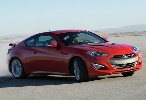 2015 Hyundai Genesis Coupe: The last stand