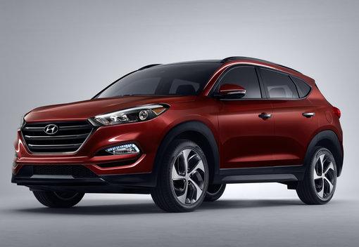 2016 Hyundai Tucson: It's here!