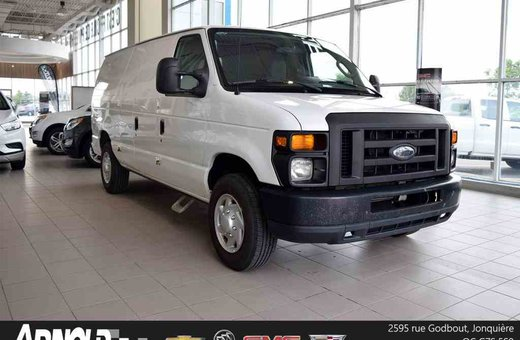 Ford Econoline Cargo Commercial E-150 2010