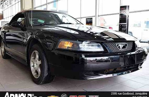 Ford Mustang convertible  2004