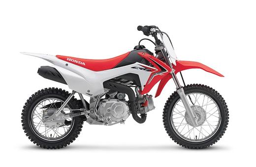 2018 Honda CRF110