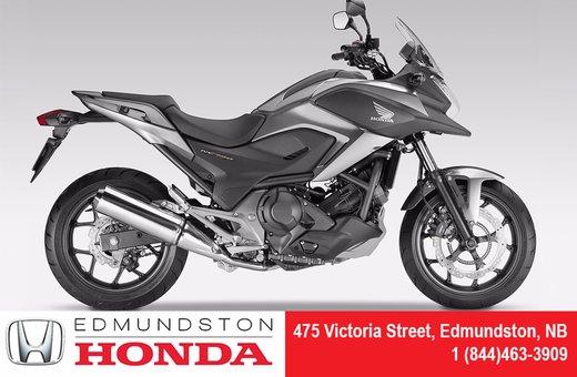 Honda NC750 ABS 2017