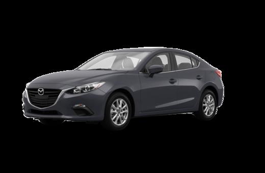 2016 Mazda MAZDA3 GS GS