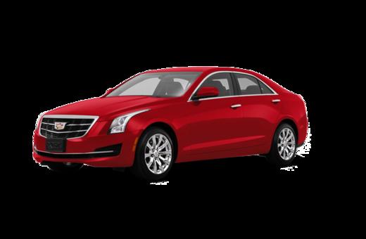 Cadillac ATS SEDAN AWD 1SD 2017