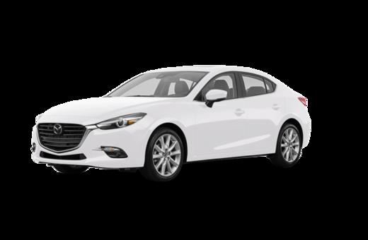Mazda Mazda3 GT 2017