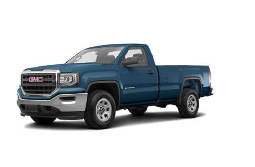 GMC SIERRA 1500 DOUBLE 4X4 1SA 2018