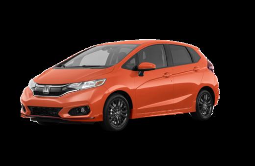 Honda Fit SPORT - HS 2018