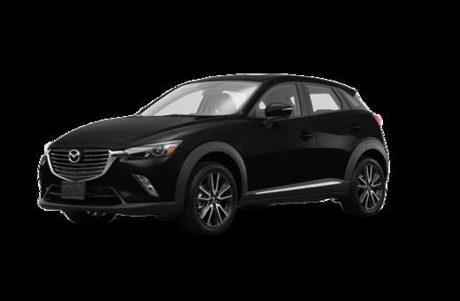 2018 Mazda CX-3 GT
