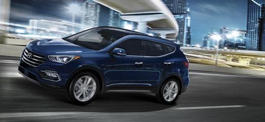 2017 Hyundai Santa Fe Sport: everything you need in one SUV