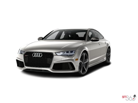 2017 Audi RS 7 4.0T Performance quattro 8sp Tiptronic