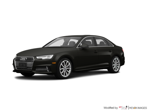 2018 Audi A4 2.0T Progressiv quattro 6sp