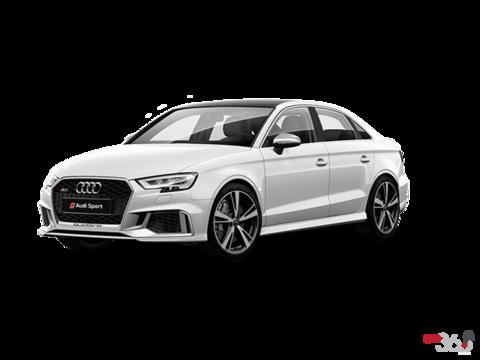 2018 Audi RS 3 2.5T quattro 7sp S tronic