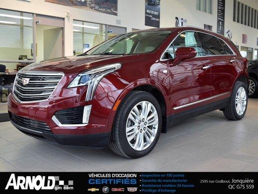 Cadillac XT5 AWD Premium Luxury Premium Luxury 2017